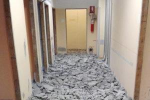 Ristruttrazioni demolizione caldane