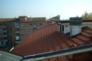 Ristrutturazioni rifacimento tetto e linea vita